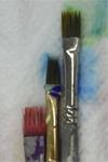 Farbe-Pinsel