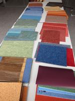 Farbseminare-Farben-Material