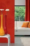 Orange-Farben-im-Raum