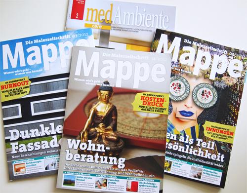 Presse-Kocourek-Artikel-Fachzeitschriften