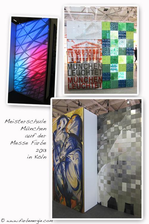 Messe-Farbe-Messe-Meisterschulen