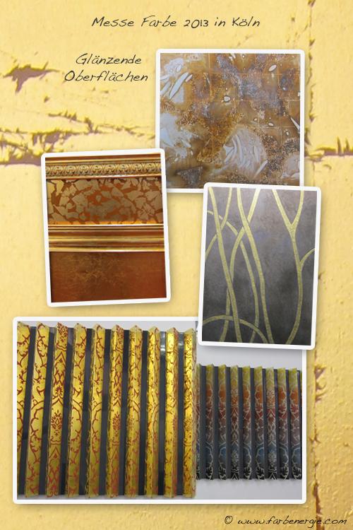 Messe-Farbe-gold-glaenzend