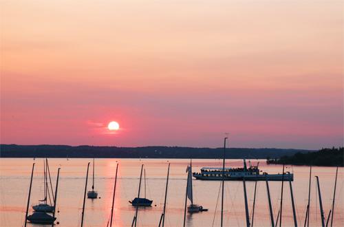 Sonnenuntergang-am-Wasser