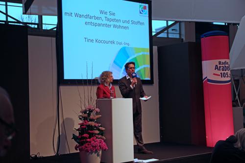 Vortrag auf der Heim+Handwerk 2014 in München