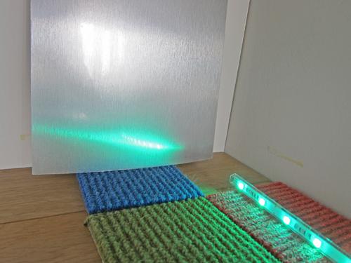Impressionen farbseminar raumgestaltung farben und licht for Farbwirkung raumgestaltung