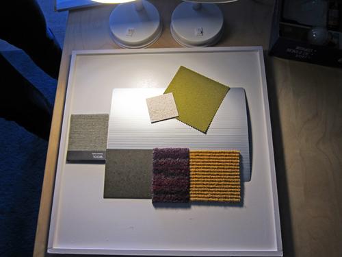 Weiterbildung-Licht-Material-Collage