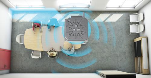 raumklima im b ro produktiver arbeiten an hei en tagen. Black Bedroom Furniture Sets. Home Design Ideas
