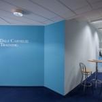 Eingangsbereich Bürotetage