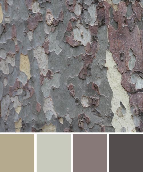 Braun Farbe: Farbinspirationen: Neutrale Farben Beige Braun Grau