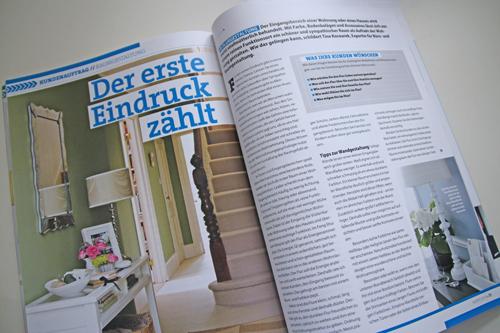 7 tipps zur raumgestaltung flur der erste eindruck. Black Bedroom Furniture Sets. Home Design Ideas