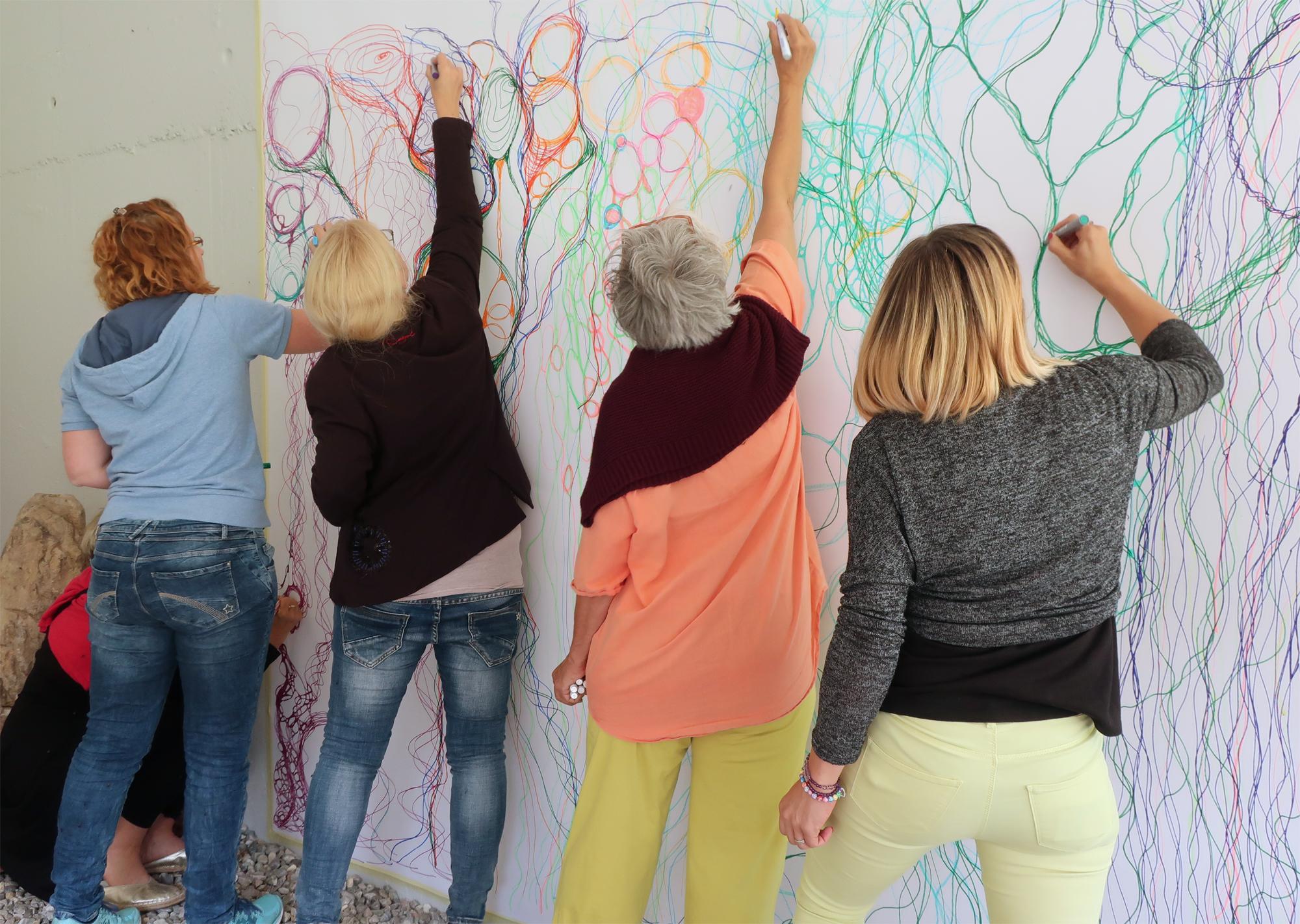 Team-Event-Farbe-Neurografik