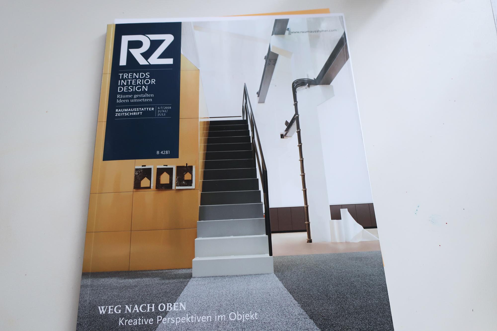 RZ-Farbe-Objekt-Raumgestaltung