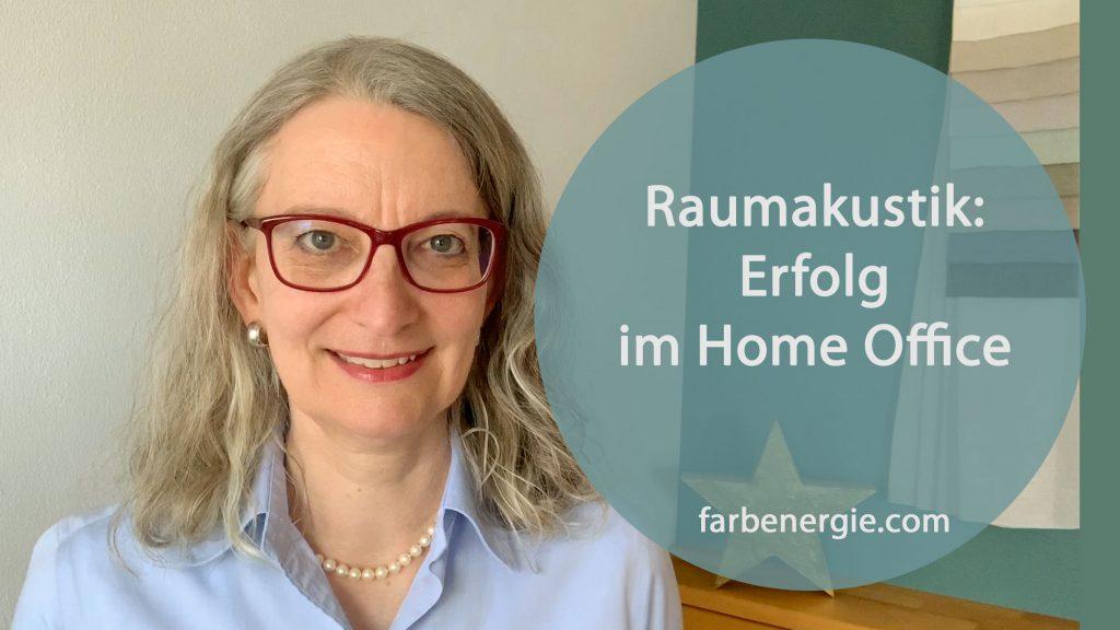 Raumakustik-Erfolg-Home-Office